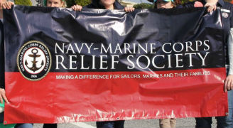 Use the Amazon Smile link above every time you shop at Amazon and Amazon will donate a portion of their profit to the Navy-Marine Corps Relief Society.